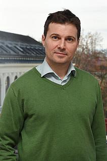 Univ.-Prof. Dipl.-Ing. PhD Christoph Kuzmics