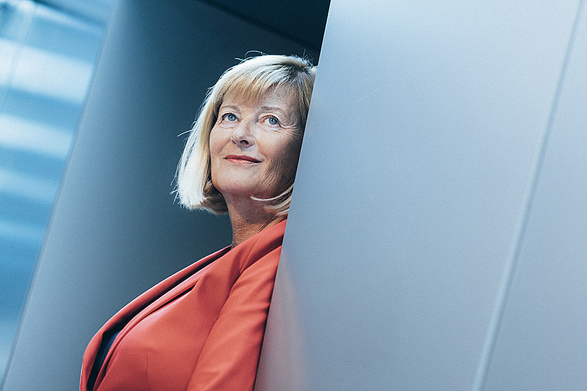 Rektorin Christa Neuper, Foto: Uni Graz/Kanizaj