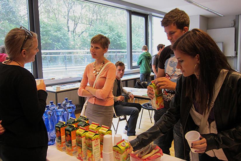 Beim SUMMERCAMPus von 6. bis 7. September 2012 mitmachen und Interessantes über den Studienort und die Uni Graz erfahren