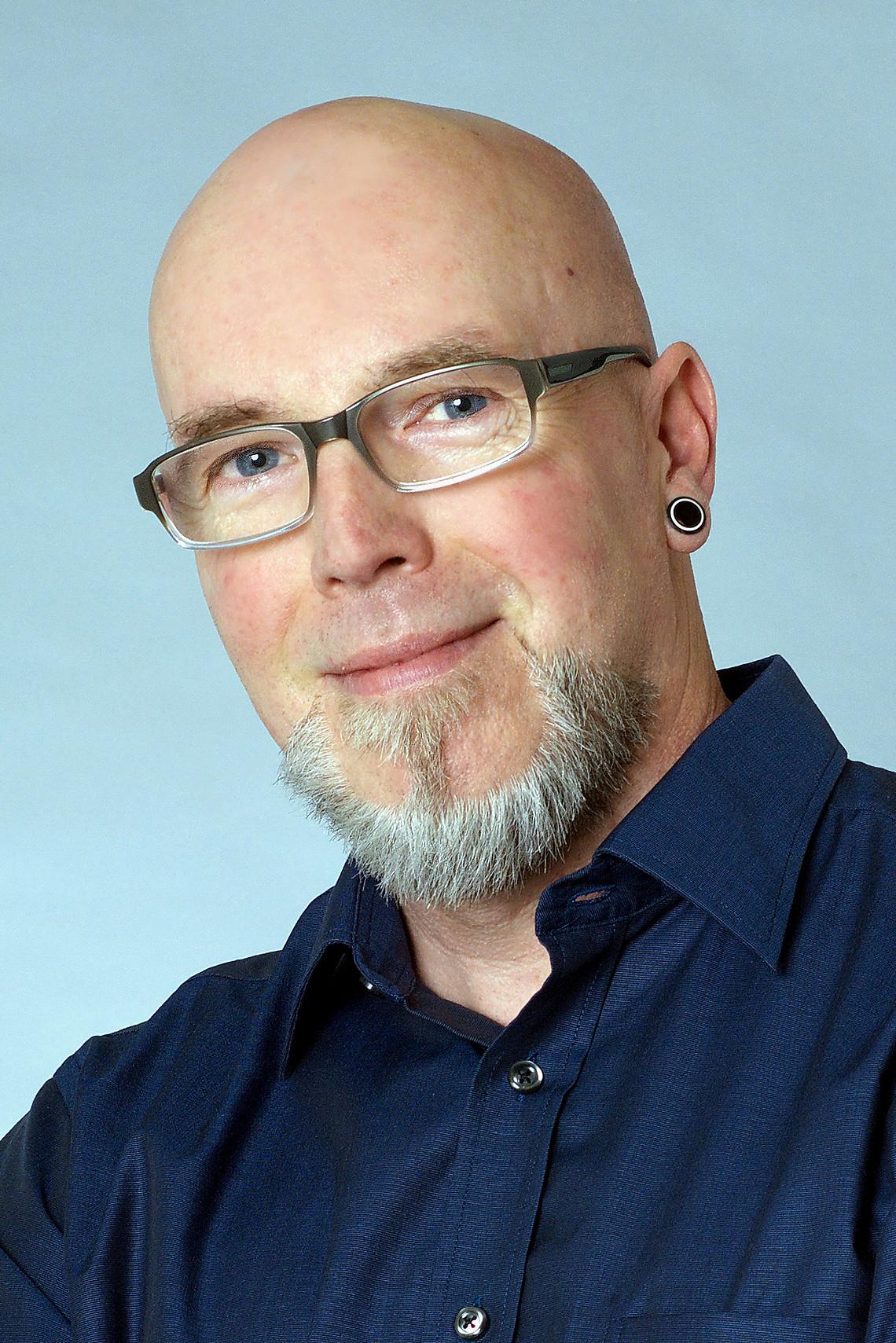 Günter Hämmerle stellt sich nach seiner Covid-Infektion in den Dienst der Allgemeinheit. Foto: cp-pictures