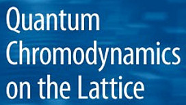 Quantum Chromodynamics on the Lattice - C. Gattringer, C.B. Lang