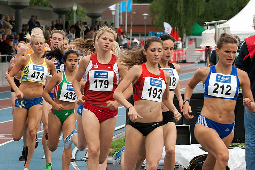 Wie sich lässt die Faszination, die vom Wettkampfsport ausgeht, nutzen und die heimische Leichtathletik vorantreiben? Foto: andreas N auf Pixabay