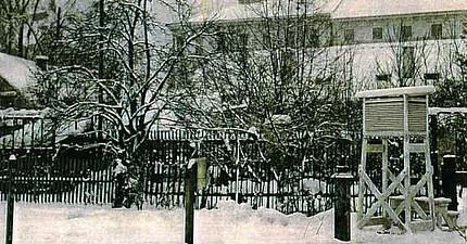 Wetterhütte 1942
