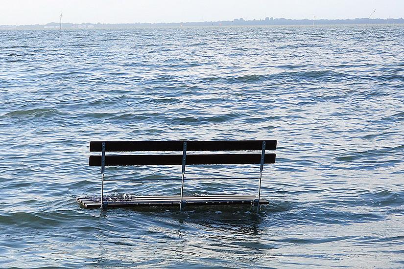 In Nordeuropas Küstenregionen könnte es in Zukunft häufiger zu Überflutungen kommen, legt eine Studie unter der Leitung der Universität Graz nahe. Foto: pixabay