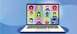 Umstellung von Präsenzlehre auf Online-Lehre