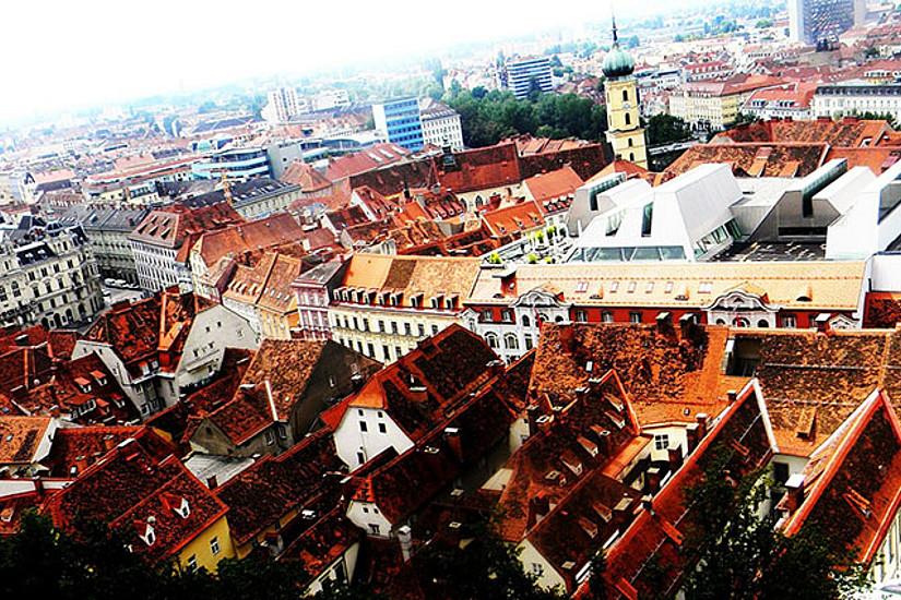 Sauber, sicher, leise: Graz will für ihre BürgerInnen eine angenehme Kleinstadt ohne lästige Störfaktoren sein – und liegt im europweiten Trend. Foto: mikama/pixabay.com