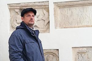 Ein ERC Grant-Projekt unter der Leitung von Leif Scheuermann folgt antiken Transportwegen zwischen Adria und Donau. Foto: Uni Graz/Scheuermann