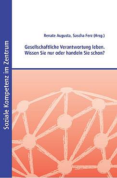 Buchcover: Gesellschaftliche Verantwortung leben