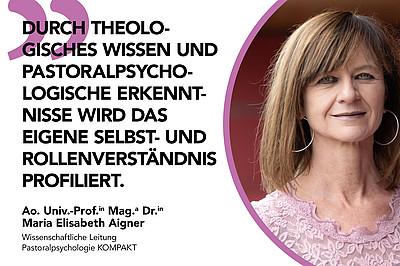 Statement Aigner - Pastoralpsychologie KOMPAKT bei UNI for LIFE