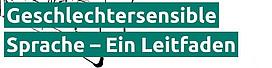 Sprachleitfaden der TU Berlin (PDF)