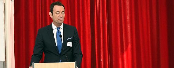 Harald Hauke, CEO ARAplus & AGR