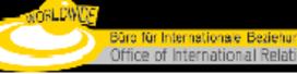 [Translate to English:] Büro für internationale Beziehungen