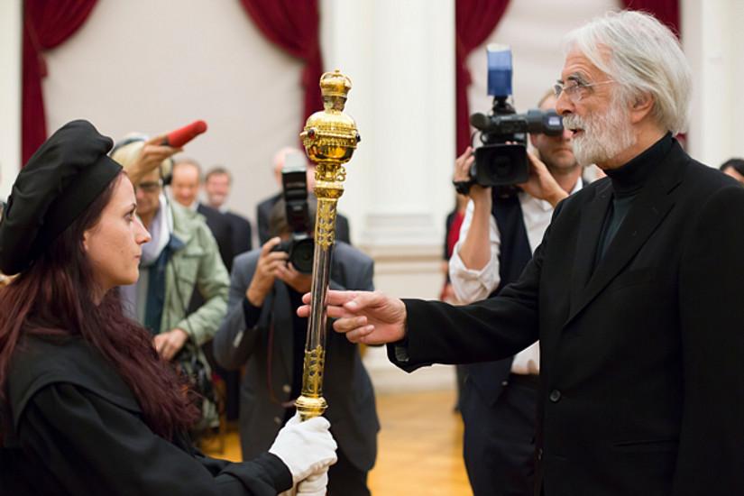 Feierlicher Schwur des Oscar-gekrönten Regisseurs