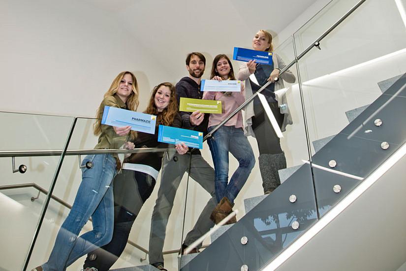 Die allgemeine Zulassungsfrist ist gestartet. Foto: Uni Graz/Lunghammer