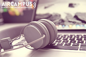"""Jede Woche veröffentlichen die vier Grazer Unis Wissens-Podcasts im Projekt """"AirCampus"""". Foto: TheAngryTeddy/pixabay.com."""