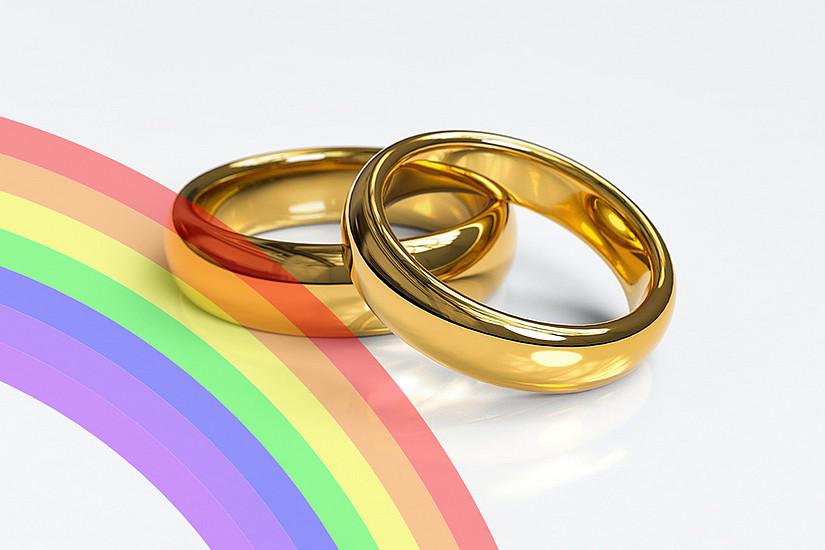 Zwei Ringe Foto: Arek Socha - Pixabay