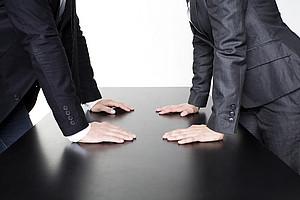 Konflikte am Arbeitsplatz lösen