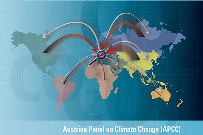 Der Österreichische Sachstandsbericht Klimawandel 2014 ist der europaweit erste Bericht dieser Art für ein einziges Land.