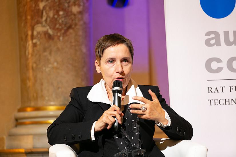 Petra Schaper-Rinkel, Vizerektorin für Digitalisierung (Foto: Robert Frankl)