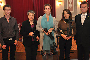 Lehr. Ausgezeichnet! Preisträgerinnen 2011