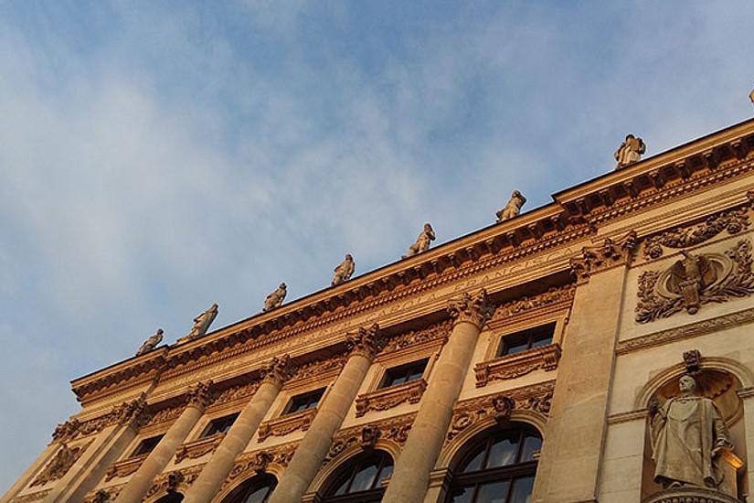 Erfolgreich absolviertes Audit: Die Universität Graz erhält das FINEEC-Quality Label für die kommenden sieben Jahre. Foto: Uni Graz.