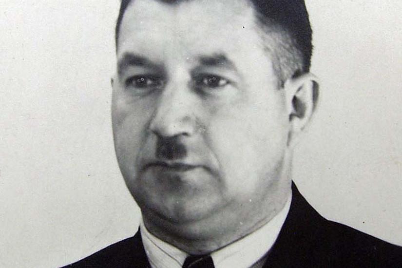 Gestapo-Kriminalkommissar Adolf Herz