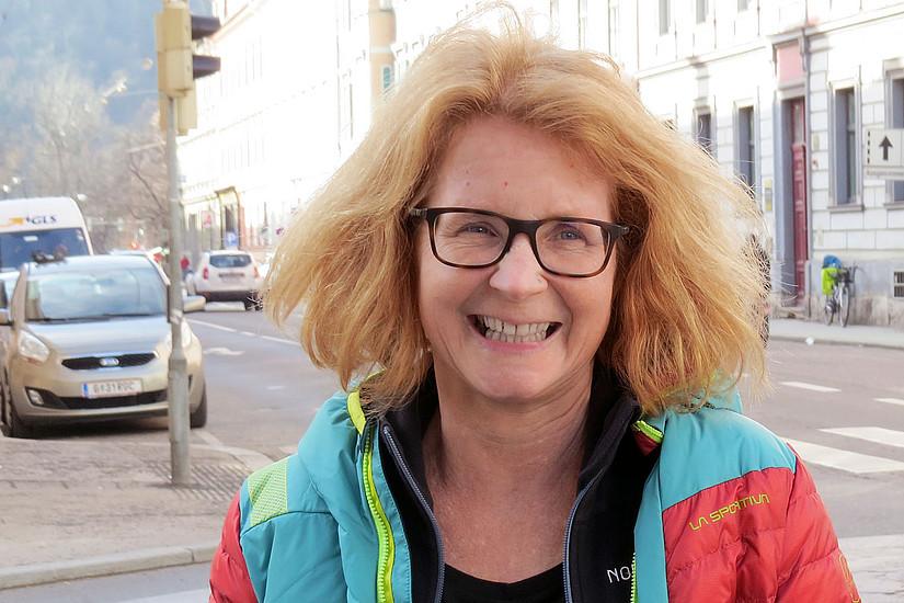 Anke Strüver ist seit 1. September 2018 Professorin für Humangeographie an der Universität Graz. Foto: Mario Diethart