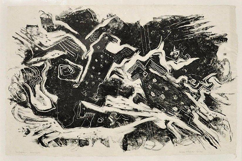 """Bild """"Umbruch"""" von Heide Osterider-Stibor, 2008"""