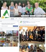 RCE Graz-Styria Facebook-Seite als Beispiel für erfolgreiche Nachhaltigkeitskommunikation