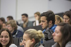 Wissenswertes zum Lehramtsstudium bieten Infoveranstaltungen an Uni Graz udn PH Steiermark. Foto: Uni Graz/Lunghammer