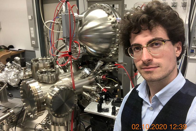 Die NanoESCA Core Facility Graz stellt eine Konzentration hochentwickelter Untersuchungsmethoden dar zur Herstellung und vollständigen Analyse von Nanostrukturen. (Bild: Thomas Boné Universität Graz)
