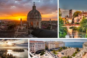 Erasmus Destinationen für das Sommersemester 2022