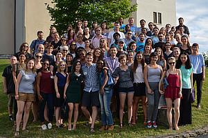 Die International Summer School Seggau (GUSEGG) geht wieder Anfang Juli über die Bühne. Foto: Gusegg
