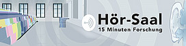 "Podcast ""Hör-Saal: 15 Minuten Forschung"" auf Spotify"