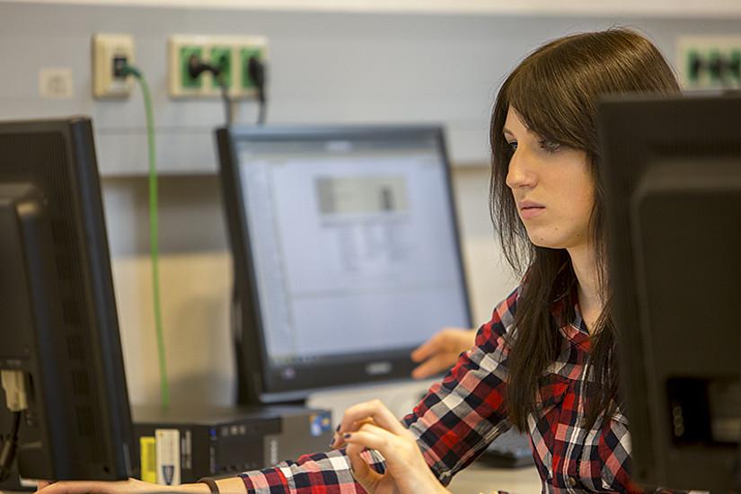 Studierende profitieren von den Neuerungen in UNIGRAZonline. Foto: Uni Graz/Lunghammer