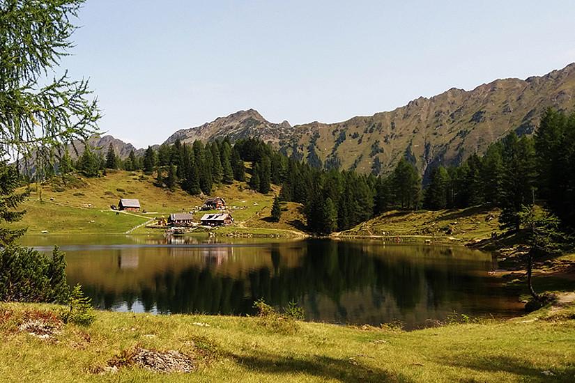 Natur am Rückzug: Forscher sagen in den kommenden 100 Jahren Rückgang von alpinen Lebensraumtypen von bis zu neunzig Prozent voraus, wenn der Klimawandel nicht gebremst wird. Foto: Ennstaler/pixabay.com