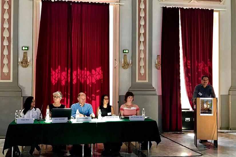 Türkisch-Jüdische Lebenswelten war auch der Titel eines Symposiums, zu dem die Universität Graz im Sommer eingeladen hat. Foto: Uni Graz