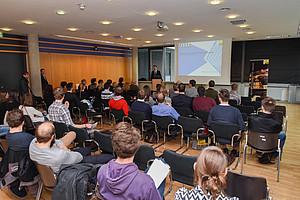 Karl-Franzens-Universität, Uni Graz, University of Graz, Bernd Wieser, Botschafter der Ukraine Oleksandr Schwerba, Dekan der REWI-Fakultät Joseph Marko