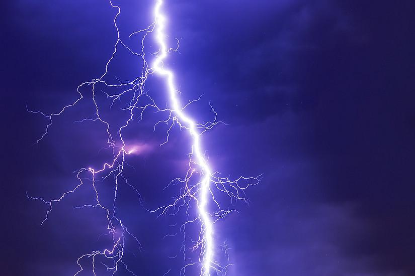 Gewitter, Orkane, Wassermassen: Extreme Unwetter werden in den nächsten Jahren häufiger. Foto: Pixabay.com