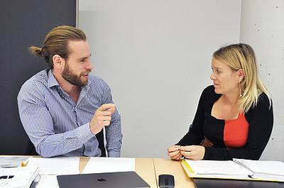 TeilnehmerInnen berichten aus dem Universitätskurs Datenschutzbeauftragte/r bei UNI for LIFE