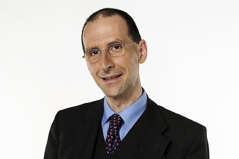 Peter Filzmaier ist am 16. Oktober 2019 zu Gast im Politik Café. Foto: www.mediaconsult.tv