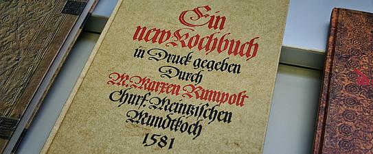Mittelalterliches Kochbuch