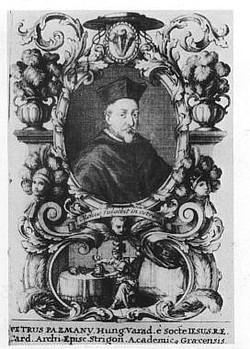 Peter Pázmán von Panasz S.J.