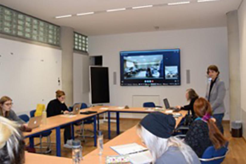 Das Projekt mit der Universität Gaza wird im November abgeschlossen. (Foto: Uni Graz)