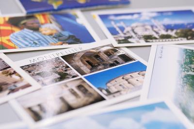 Postkarten, DAF_DAZ, Ausbildung, Deutsch als Fremd- und Zweitsprache