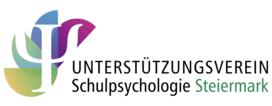 Logo Unterstützungsverein Schulpsychologie Steiermark