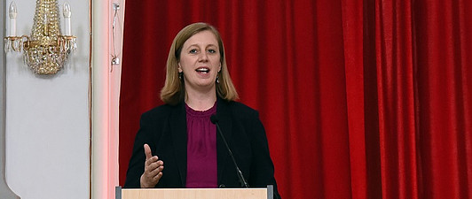 Barbara Eibinger-Miedl, Regional Minister