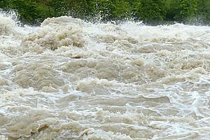 Kleinräumige Extremniederschläge werden mit der Klimaerwärmung intensiver. Foto: pixabay