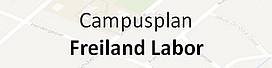 Campusplan Freilandlabor