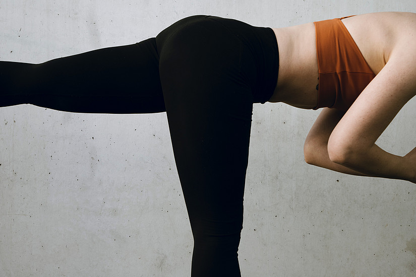 Gesunde Zukunft: Yoga Balance